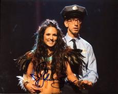 Sharna Burgess signed Dancing with the Stars 8x10 Photo w/COA #3