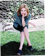 Sharon Lawrence  (2)  autographed Photograph