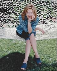 "SHARON LAWRENCE - Best Known for the Role of SYLVIA COSTAS SIPOWICZ in TV Series ""NYPD BLUE"" Signed 8x10 Color Photo"