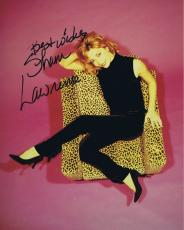 Sharon Lawrence Signed 8x10 Photo JSA NYPD Blue