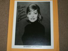 Sharon Lawrence-signed photo-18