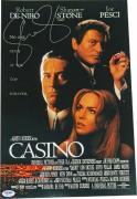 Sharon Stone signed Casino 11x17 Movie Poster- PSA Hologram (entertainment/movie memorabilia)