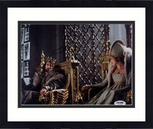 Shartlo Copley Signed Maleficent 8x10 Photo Auto Autograph PSA Y10960