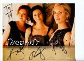 SHeDAISY Sexy Country Music Singer Band Songwriter Signed Autograph Photo