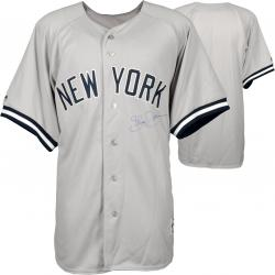 Shelley Duncan New York Yankees Autographed Gray Jersey