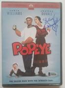 SHELLEY DUVALL Signed Authentic POPEYE DVD THE SHINING Autograph BAS BECKETT COA