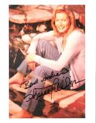 """SHEREE J. WILSON - Best Known for her Role as APRIL STEVENS on TV Series """"DALLAS"""" Signed 8x10 Color Photo"""
