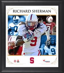 RICHARD SHERMAN FRAMED (STANFORD) CORE COMPOSITE - Mounted Memories