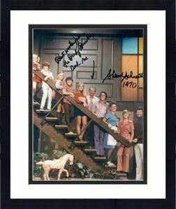 Sherwood Schwartz autographed 8x10 Photo (Brady Bunch) Image #SC2