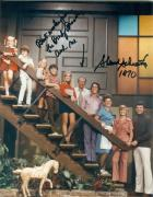 Sherwood Schwartz autographed 8x10 Photo (Brady Bunch) Image #SC2