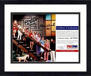 Sherwood Schwartz Signed - Autographed BRADY BUNCH Creator 8x10 inch Photo - Deceased 2011 + PSA/DNA Authenticity