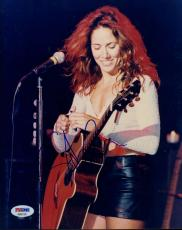 Sheryl Crow Psa/dna Hand Signed 8x10 Photo Authentic Autograph