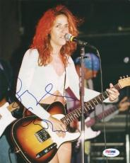Sheryl Crow Signed 8X10 Photo Autographed PSA/DNA #U65585