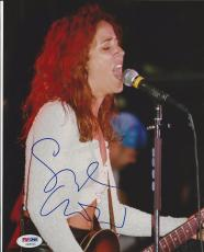 SHERYL CROW Signed CONCERT 8 x10 PHOTO with PSA/DNA COA