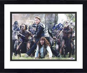 Shia Labeouf & Karen Allen Indiana Jones Signed 11X14 Photo PSA/DNA #U72149