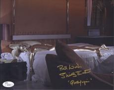 Shirley Eaton Signed 'goldfinger' 8x10 Photo Autograph Jsa Coa