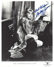 "SHIRLEY JONES as JENNY in the 1970 Movie ""THE CHEYENNE SOCIAL CLUB"" Signed 8x10 B/W Photo"
