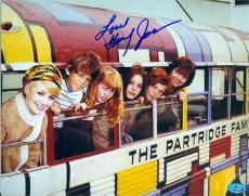 Shirley Jones autographed 8x10 photo (Partridge Family Bus) Image #SC2