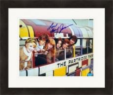 Shirley Jones autographed 8x10 photo (Partridge Family Bus) Image #SC2 Matted & Framed