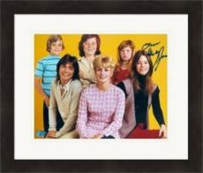Shirley Jones autographed 8x10 photo (Partridge Family) Image #SC1 Matted & Framed
