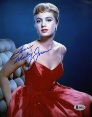 Shirley Jones Bas Beckett Coa Hand Signed 8x10 Photo Authenticated Autograph