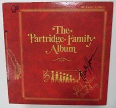 "Shirley Jones Music Legend Signed Autographed ""a Partridge Family"" Album W/coa A"