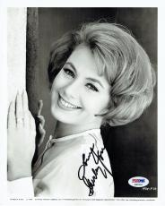 Shirley Jones Signed Authentic Autographed 8x10 B/W Photo PSA/DNA #AB87444