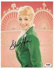 Shirley Jones Signed Authentic Autographed 8x10 Photo (PSA/DNA) #S67808