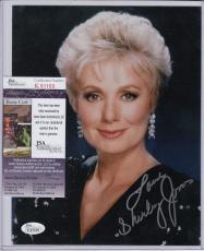 Shirley Jones Signed Autograph Auto 8x10 Jsa Certified