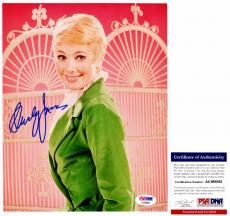 Shirley Jones Signed - Autographed The Partridge Family 8x10 inch Photo with PSA/DNA Certificate of Authenticity (COA)