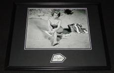 Shirley Jones Signed Framed 16x20 Photo Poster Display Partridge Family