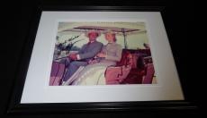 Shirley Jones Signed Framed 8x10 Photo JSA Partridge Family