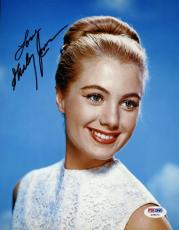 Shirley Jones Signed Psa/dna Certified 8x10 Photo Authenticated Autograph