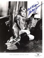 "SHIRLEY JONES ""THE CHEYENNE SOCIAL CLUB"" Sig 8x10 B/W"