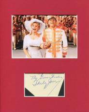 Shirley Jones The Music Man Rare Signed Autograph Photo Display W Robert Preston