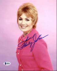 Shirley Jones The Partridge Family Signed 8X10 Photo BAS #B50976