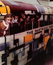 SHIRLEY JONES(PARTRIDGE FAMILY) Autograph 10x8 Color