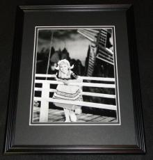 Shirley Temple Framed 8x10 Photo Poster