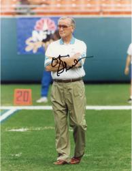 Don Shula Miami Dolphins Autographed 8'' x 10'' Arms Crossed Photograph