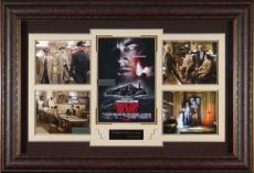 SHUTTER ISLAND Scorsese DiCaprio Signed Home Theater Display