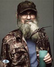 Si Robertson Duck Dynasty Signed 8X10 Photo Autographed BAS #B03723