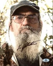 Si Robertson Duck Dynasty Signed 8X10 Photo Autographed BAS #B03726