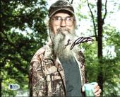 Si Robertson Duck Dynasty Signed 8x10 Photo Autographed BAS #C63205