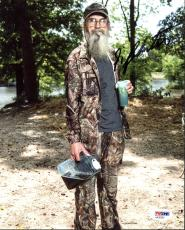 Si Robertson Duck Dynasty Signed 8X10 Photo PSA/DNA #AA20387