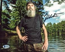 Si Robertson Duck Dynasty Signed 8x10 Photo PSA/DNA #C63786