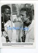 Sidney Poitier Gene Wilder Stir Crazy Original Press Movie Glossy Photo