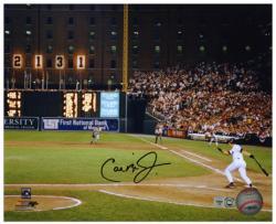 """Cal Ripken Jr. Baltimore Orioles 2131 Autographed 8"""" x 10"""" Photograph"""