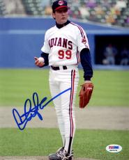 Signed Charlie Sheen Photo 8x10 - PSA/DNA