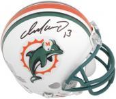 Dan Marino Miami Dolphins Autographed Riddell Mini Helmet