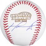David Ortiz Boston Red Sox 2004 World Series Autographed Baseball